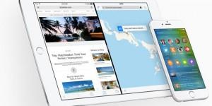 Här är uppdateringarna i iOS 9 för iPhone och iPad