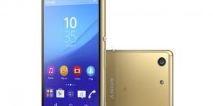 Sonys nya smartphone har en selfiekamera på 13 megapixel