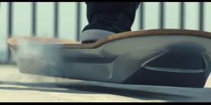 Nu är Lexus Hoverboard här