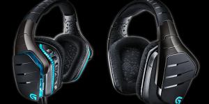 Logitech släpper två nya gaming-hörlurar