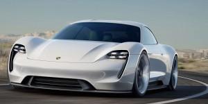 Porsche och Audi utmanar Tesla med nya elbilar