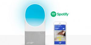 Withings har presenterat nya Aura med Spotify