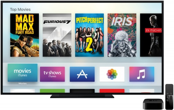 Nu kan du köpa nya Apple TV från Apples webbshop