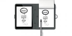 Wacoms Bamboo Spark för över dina handgjorda anteckningar till din mobila enhet