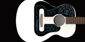 ACPAD gör din akustiska gitarr till en elektronisk orkester