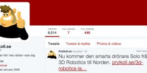 Twitter höjer taket för antal följningar till 5000