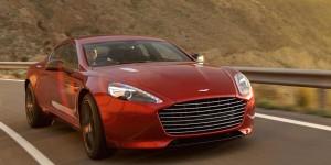 Aston Martin kommer släppa en elmodell av sin Rapide S