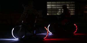 Revolights Eclipse är ett smart ljussystem till cykeln