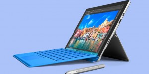 Surface Pro 4 kommer ut i slutet av oktober med ny stylus-penna