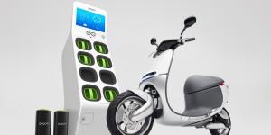 Gogoros Smartscooter EV kommer till Europa