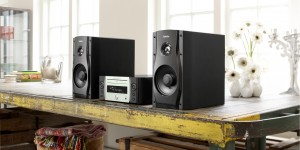 Marantz släpper nya ljudanläggningar till Melody-serien