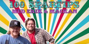 Erik och Mackan tipsar om hur du kan spara pengar