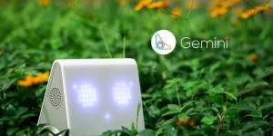 Gemini är roboten som dansar, leker och fightas