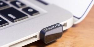 Itouch ID är världens minsta USB-fingeravtrycksläsare