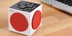 8Bitdo är Bluetooth-högtalaren i retrodesign
