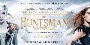 Spännande och utan snövit: The Huntsman – Winter's War