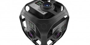 GoPro presenterar sitt bidrag till VR-scenen – kamerakuben Omni