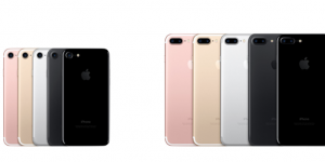 Apples nya iPhone 7 och iPhone 7 Plus