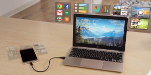The Superbook: gör din smartphone till en dator