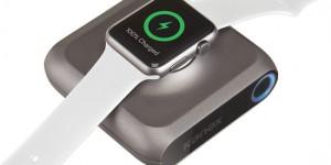 Ladda mobil och klocka med Go Power Watch