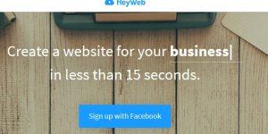 Heyweb