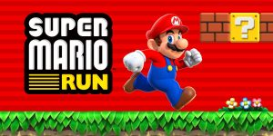 Super Mario Run för Apple TV?