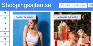 Shoppingsajten.se