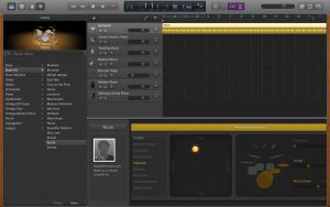 Garageband_Main_Screen