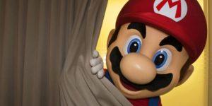 Mobiltelefon kör Nintendo Gamecube-spel