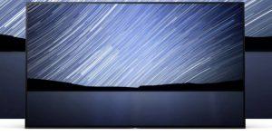 BRAVIA A1 OLED 4K HDR TV