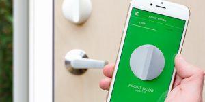 Smart lås från Friday Labs